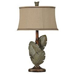 Islamadora Palm Table Lamp