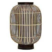 Bamboo Lantern Uplight