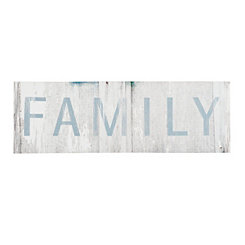 Family Canvas Art Print