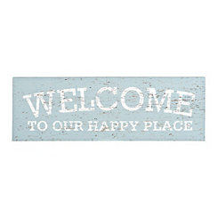 Happy Place Canvas Art Print