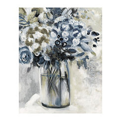 Maison Jardin Soft II Canvas Art Print