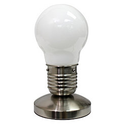 Good Idea Bulb Touch Lamp