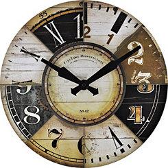 Collector Wall Clock