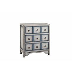 Adley 3-Drawer Apothecary Chest