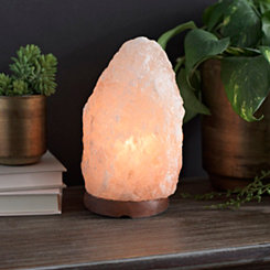 Natural Orange Himalayan Salt Night Light