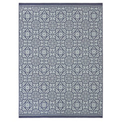 Blue Oasis Bundoran Area Rug, 5x8