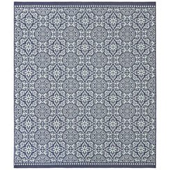 Blue Oasis Bundoran Area Rug, 8x10