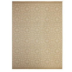 Tan Oasis Bundoran Area Rug, 5x8