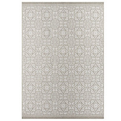 Gray Oasis Bundoran Area Rug, 5x8