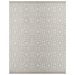 Gray Oasis Bundoran Area Rug, 8x10