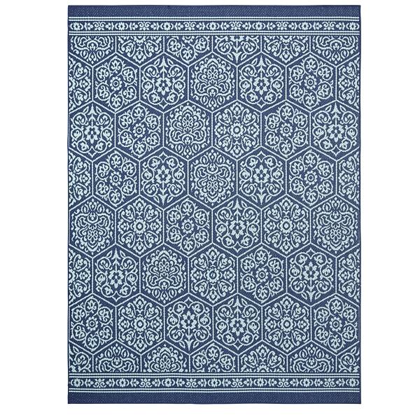 Blue Nauset Area Rug, 5x8