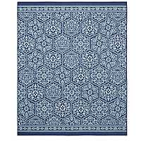 Blue Nauset Outdoor Rug, 8x10