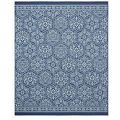 Blue Nauset Area Rug, 8x10