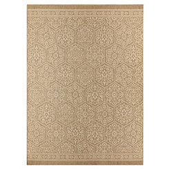Tan Nauset Area Rug, 5x8