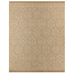Tan Nauset Area Rug, 8x10