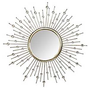 Silver Lucy Wall Mirror