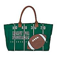 Ready For Football Tote