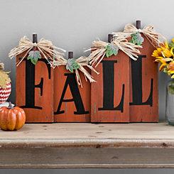 Fall Pumpkins Word Runner
