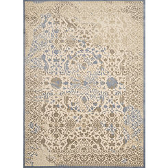 Taupe Connoisseur Area Rug, 5x8