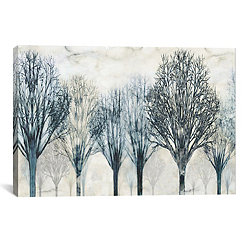 The Grove Canvas Art Print