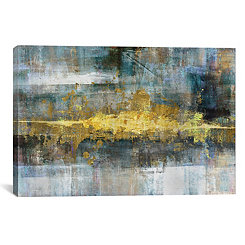 Frequency Canvas Art Print