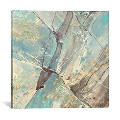 Blue Water II Canvas Art Print