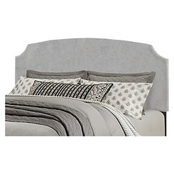 Glacier Gray Gentle Arch King Headboard