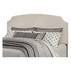 Fog Gentle Arch King Headboard