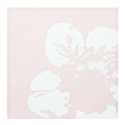 Blush Floral Canvas Art Print