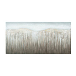 Abstract Sparkle Textured Canvas Art Print