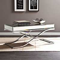 Cassatt Mirrored Coffee Table