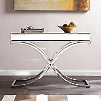 Cassatt Mirrored Console Table