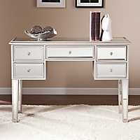 Lavina Mirrored Console Table
