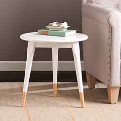 Holzer Round Accent Table