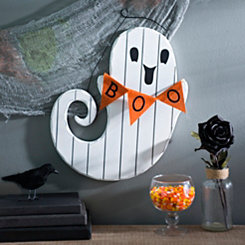 Boo Ghost Pallet Wall Hanger