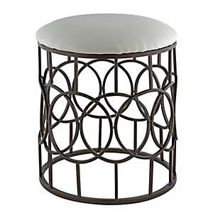 Oil Rubbed Bronze Reign Stool