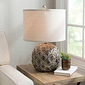 Caprise Artichoke Table Lamp