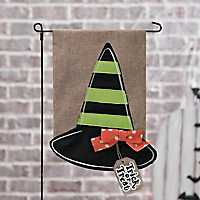 Wicked Witch Hat Flag Set
