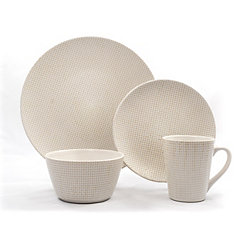 Veneto White 16-pc. Dinnerware Set