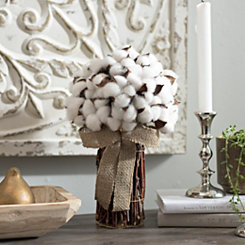 Cotton Twigs Stack Arrangement