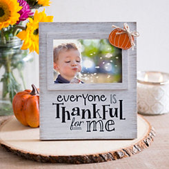 Thankful For Me Picture Frame, 4x6