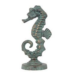Verde Seahorse Finial
