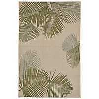 Antilles Fan Palm Area Rug, 5x8