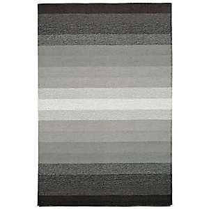 Patras Gray Ombre Area Rug, 5x8