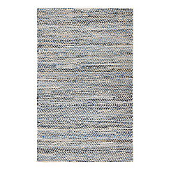 Austin Denim Jute Area Rug, 5x7