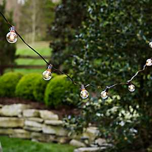 Round Bulbs String Lights