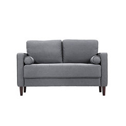 Gray Vero Loveseat