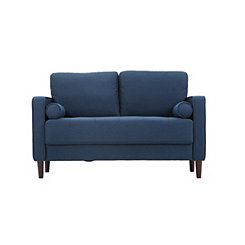 Navy Vero Loveseat