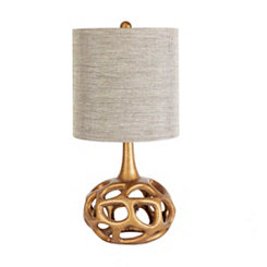 Gold Clove Table Lamp