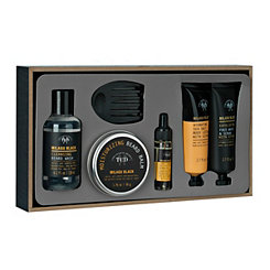 Milagu Black Beard Care Set